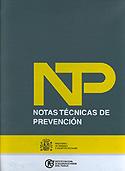 Imagen de Notas Técnicas de Prevención
